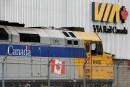 VIA Rail va remplacer ses wagons sur le corridor Québec-Windsor