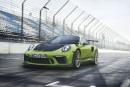 Porsche conserve son six-cylindres atmosphérique pour la 911 GT3 RS