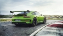 Porsche 911 GT3 RS... | 28 février 2018
