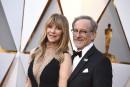 Kate Capshaw et Steven Spielberg.... | 4 mars 2018