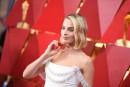 L'actrice australienne Margot Robbie est nominée pour sa performance dans... | 4 mars 2018