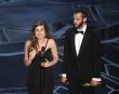 Rachel Shenton et Chris Overton ont remporté l'Oscar du meilleur... | 5 mars 2018
