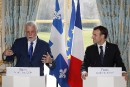 Couillard voudrait voir plus de Québécois dans les«grandes écoles» en France