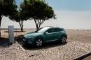 Hyundai présente une version électrique de son Kona