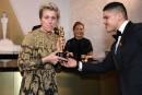 L'Oscar de Frances McDormand brièvement volé