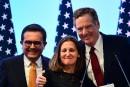 ALENA : les États-Unis veulent se hâter avant les rendez-vous électoraux