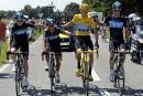 Dopage: l'UCI salue le rapport d'enquête britannique