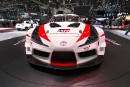 Le prototype Toyota GR Supra Racing.... | 6 mars 2018