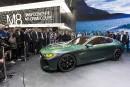 La BMW M8 Gran coupé 2019.On devrait retrouver sous son... | 6 mars 2018