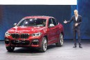 Adrian Van Hooydonk, premier vp design chez BMW présente le... | 6 mars 2018