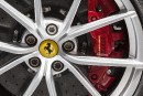 Une roue de la Ferrari 488 Pista.... | 6 mars 2018