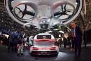 Le prototype PopUp Next est un mélange de voiture autonome... | 7 mars 2018