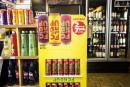 Prudence avec les boissons alcoolisées sucrées, dit Santé Canada