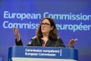 Nouveaux tarifs de Trump: l'UE estime devoir «être exemptée»