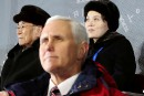 La stratégie d'isolement de Pyongyang «fonctionne», dit Pence