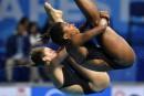 Plongeon:Abel et Citrini-Beaulieu médaillées de justesse