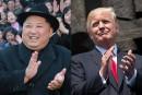 Trump et Kim se verront seulement si Pyongyang tient ses promesses