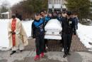 Émotion palpable aux funérailles de Blessing Claudevy Moukoko