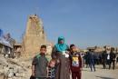 Les Émirats veulent reconstruire le minaret penché de Mossoul