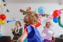 Fêtes d'enfants: unparty réussi