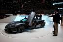 La vedette du salon: une voiture électrique de près de 2000ch
