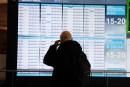 Une panne a cloué les avions d'Air Canada pendant deux heures