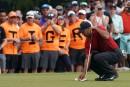 Les cotes d'écoute de la PGA grimpent grâce à Tiger Woods