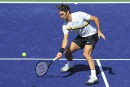 Roger Federer poursuit sa route à Indian Wells