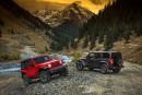 Renouveler le Jeep Wrangler est toujours un exercice délicat. Il... | 13 mars 2018