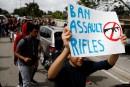 Armes à feu: 17 minutes de protestations dans les écoles américaines