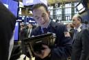 Wall Street termine en hausse avant la Fed