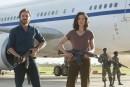 7 Days in Entebbe: pour 10minutes, vers la fin... **
