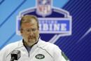 Les Jets font l'acquisition du 1er choix des Colts, le 3e au total