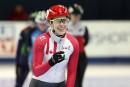 St-Gelais termine sa carrière avec le bronze au relais 3000 m