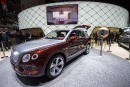 Bentley Motors Bentayga hybride.... | 19 mars 2018
