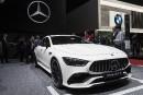 Mercedes AMG GT 53.... | 19 mars 2018