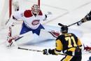 Canadien 3 - Penguins 5 (pointage final)