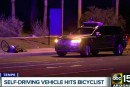 Tuée par une voiture autonome d'Uber: qui est responsable?