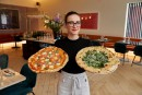 Elena: Pâques, pizza et torta
