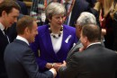 Affaire Skripal: May met en garde l'UE contre la «menace russe»