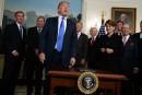 Trump déclenche son offensive contre la Chine, qui réplique