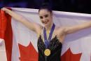 Kaetlyn Osmond gagne le titre mondial de patinage artistique