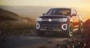 Le prototype de pickup Atlas Tanoak... | 28 mars 2018