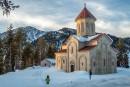 La Svanétie veut séduire les skieurs