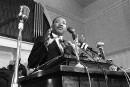 Il y a 50 ans, Martin Luther King tombait sous les balles d'un tireur à Memphis