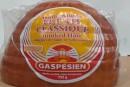 Avis de rappel pour du jambon de la marque Gaspésien