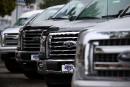 Ford rappelle 51 000 pickups Série F et VUS Expedition au Canada