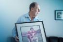 Un ex-footballeur et sa bataille contre le mélanome