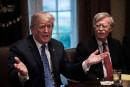 Donald Trump n'a pas encore pris sa décision sur la Syrie