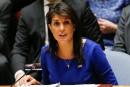 Frappes en Syrie: les É.-U. «prêts à dégainer» à nouveau